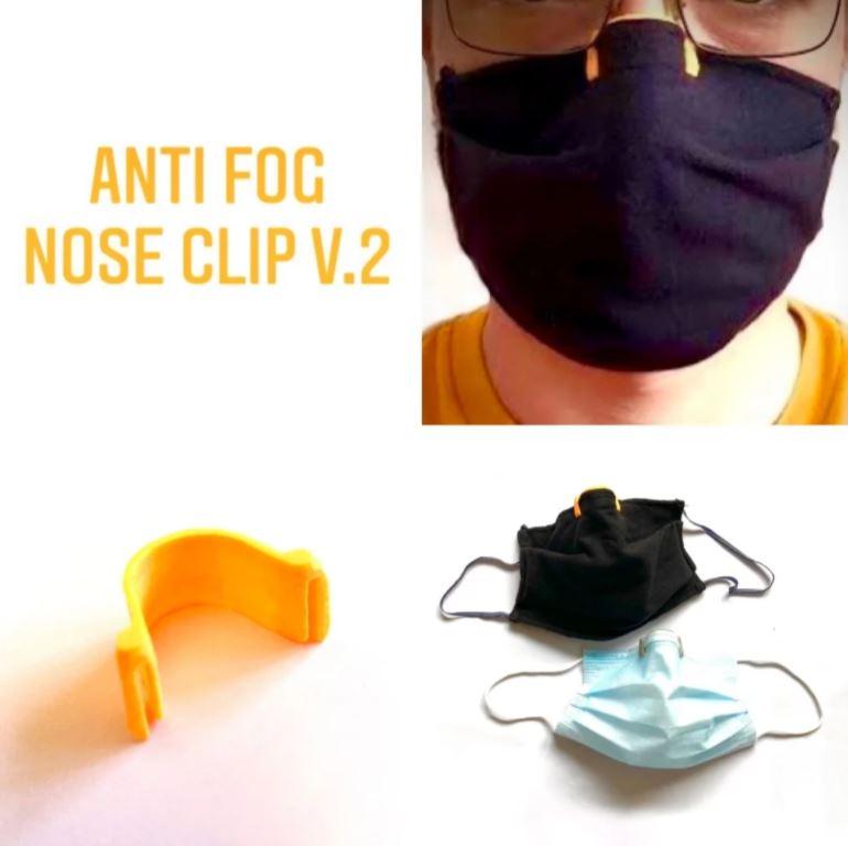 Anti Fog nose clip